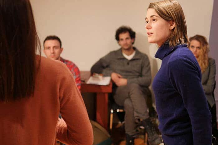 shakespeare class for actors - louisa proske - maggie flanigan studio